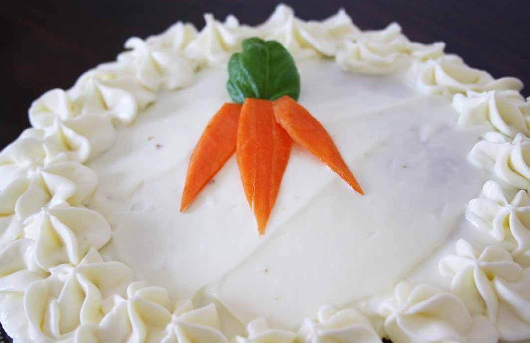 Tarta de zanahoria o Carrot cake, ¡el postre que debes probar!