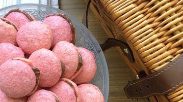 macarons receta facil