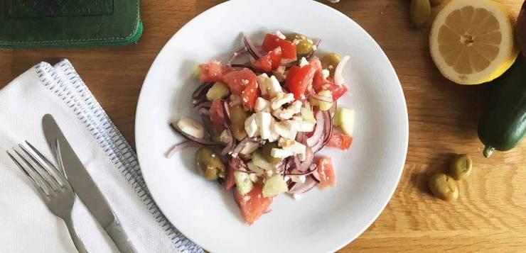 ensalada siciliana