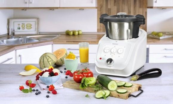El robot de cocina sirve para cocinar más rápido