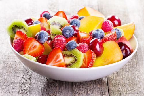 Recetas fitness ensalada de fruta