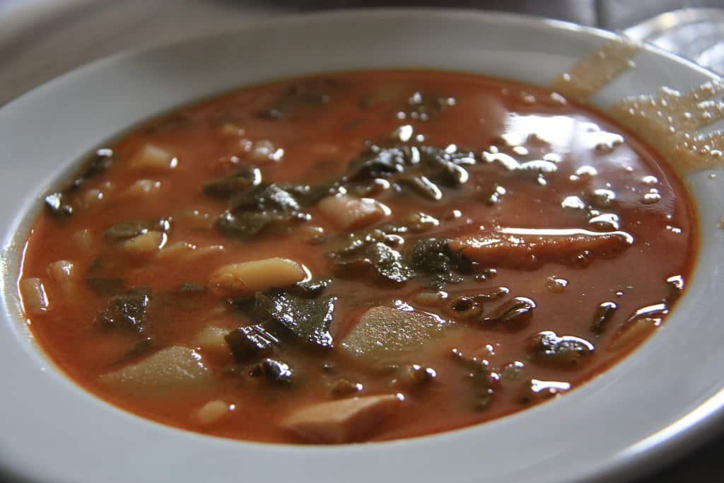 receta casera de pote asturiano