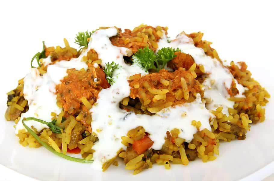 pollo italiano con arroz