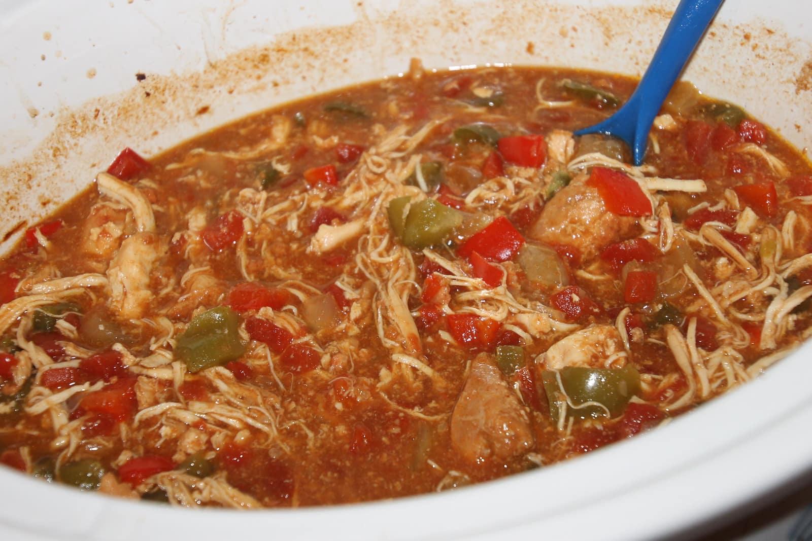 receta pollo mexicano