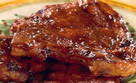 Carne de Cerdo en Salsa Rosa