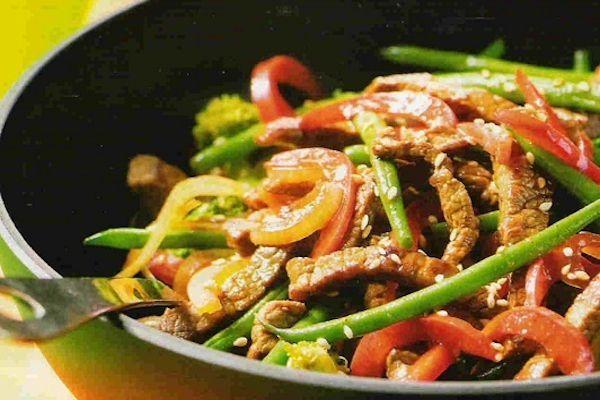 recetas wok  Cocinar en casa es facilisimocom