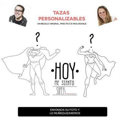 Tazas Personalizables