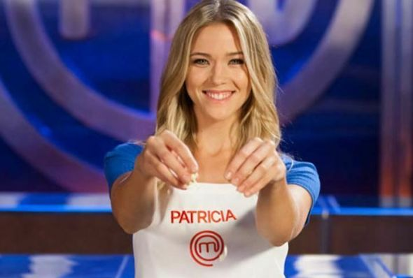 Patricia Montero en MasterChef Celebrity 2