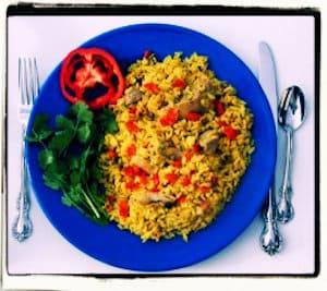 Como Cocinar Arroz Con Pollo | Arroz Con Pollo Recetas Tipicas