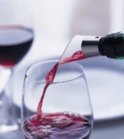 Como se sirve el vino