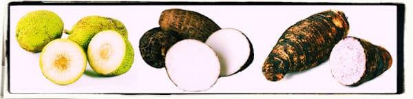 Alimentos tradicionales del Caribe costarricense