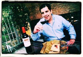 El tamal y el vino (maridaje)