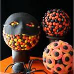 Receta de botana Halloween
