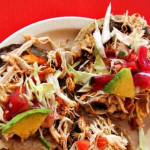 receta de panuchos yucatecos