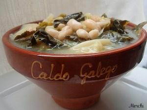 receta de caldo gallego