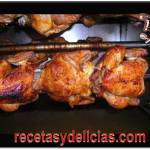 Receta de pollos al pastor