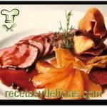 Receta de Patos de mar en salsa de hígado