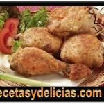 Receta de Pollos a la vidarroa