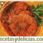 Filete entomatado