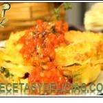 Receta de Lasagna de Vegetales