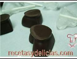 receta de chocolate