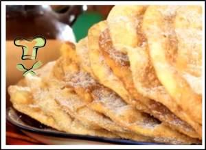 receta de buñuelos yucatan