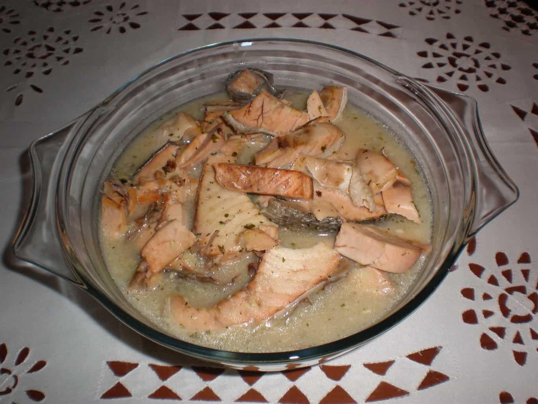 23f6a067599ae98276b159b7685c0abf - ▷ Cazuela de salmón en salsa verde 🐠