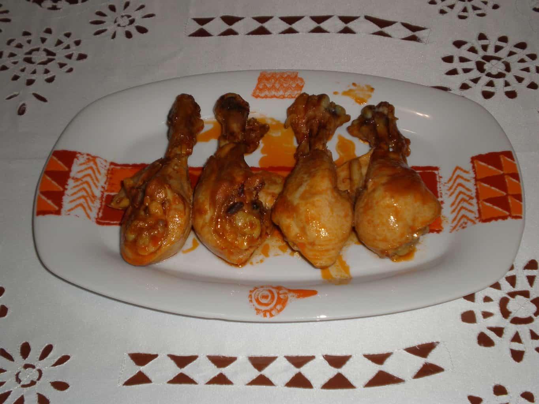 bdc7d0f30e0c420b2ac279d6a1c096e4 - ▷ Muslos de pollo en salsa de tomate 🍗 🍅