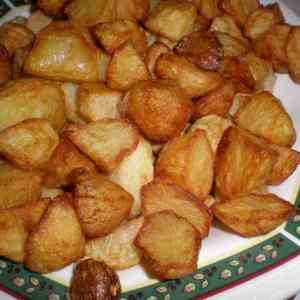 papas fritas - ▷ Papas fritas embadurnadas con salsa de tomate natural 🥔 🍅