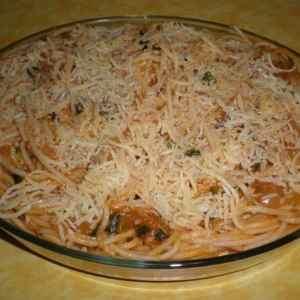 2d8edb28c6792cb00bf850749758d146 - ▷ Espaguetis con sofrito y queso de cabra rallado 🍝
