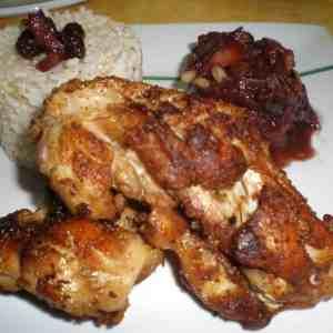 c5949b98a954ba20a6a6d17790280cde - ▷ Conejo arroz y salsa de frutos secos en reducción de vino tinto 🐇 🍚 🍷