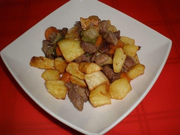 67dcc46237b8f15ce4fdbadcc79dc8ea - ▷ Compuesto de ternera con zanahorias fritas 🐄 🥕