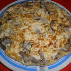 15812787389d5e520282cfe444c2e037 - ▷ Champiñones en tortilla sin batir 🥚 🍄