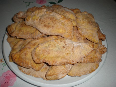 Truchas de batatas
