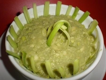 ▷ Paté de aguacate con manzana 🥑 🍎