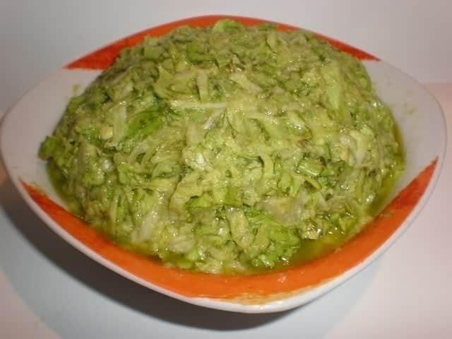 ▷ Paté verde 🥣 🥑