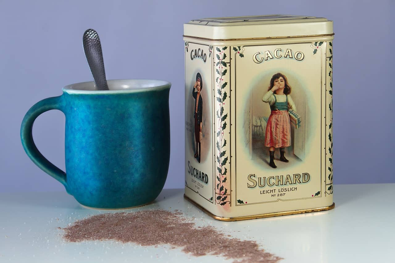 Una taza de chocolate - ▷ Una taza de chocolate 📖