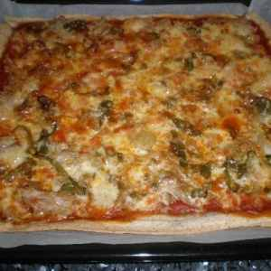 9217346f41a5b7e8e45bd1d2bf97a850 - ▷ Pizza ovejera 🍕