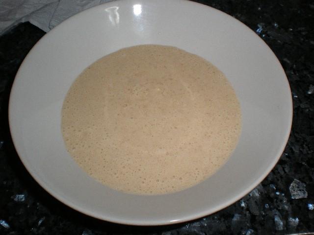 Masa para la mini tartita integral