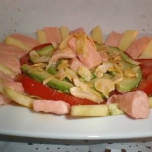 59625db612310396fe8256eac7f34376 - ▷ Ensalada de salmón encurtido con limón 🥗 🐠 🍋