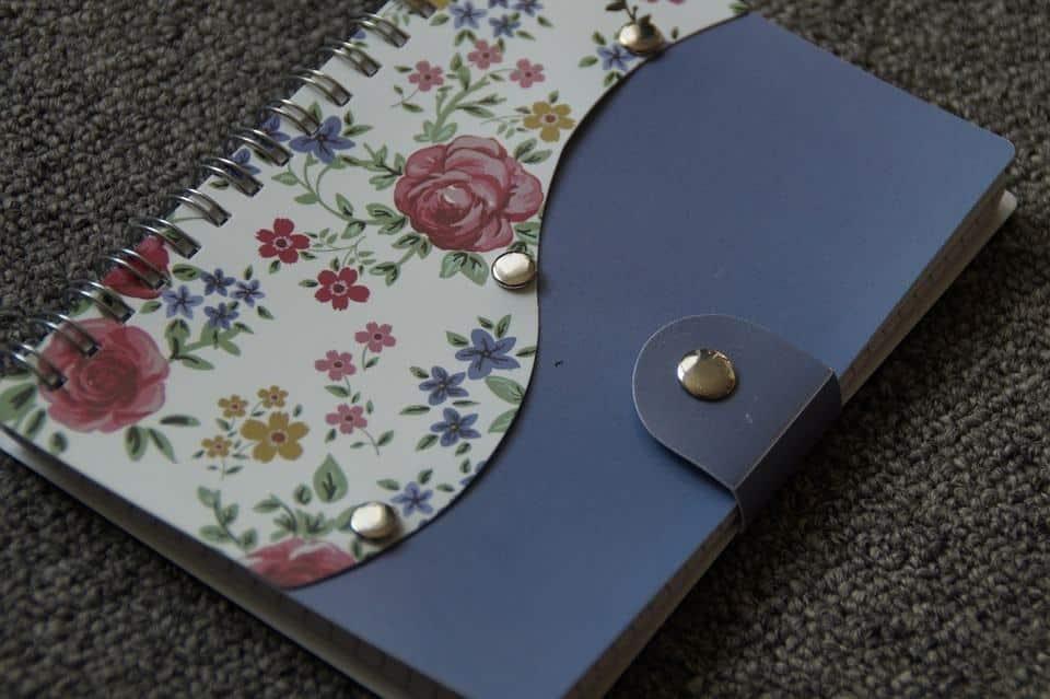 ▷ Abrir el diario 📖