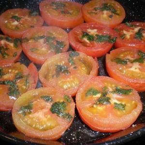 8656a6058012a14c766868d73aad133b - ▷ Tomates con cilantro al horno 🍅 🍀