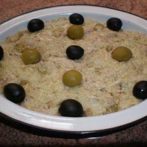 5797d1f60126eefee07bff9a020e2593 - ▷ Ensaladilla de pollo y olivas 🥔 🐓