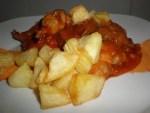▷ Cerdo en salsa de verduritas 🐖 👩🍳