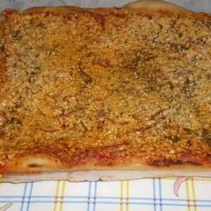 4cd424ae582c0816d2a216de8e1edde7 - ▷ Pizza de carne y pimientos 🍕