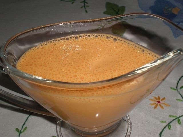 Mayonesa de pimientos