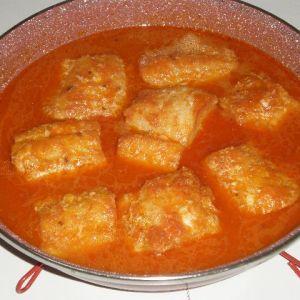 PORTADA 7 - ▷ Bacalao con tomate y comino 🐟 🍅