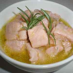 PORTADA 3 - ▷ Encurtido de salmón al romero 🐠 🌿