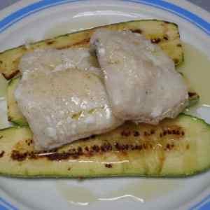 PORTADA - ▷ Bacalao con calabacines 🐟 🥒