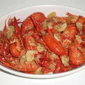 PORTADA 3 - ▷ Cangrejos de río en salsa de coñac 🦀 🍷